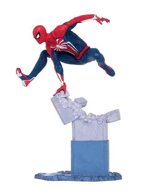 Statuette Marvel Gameverse Spider-Man 17cm 1001 Figurines (2)