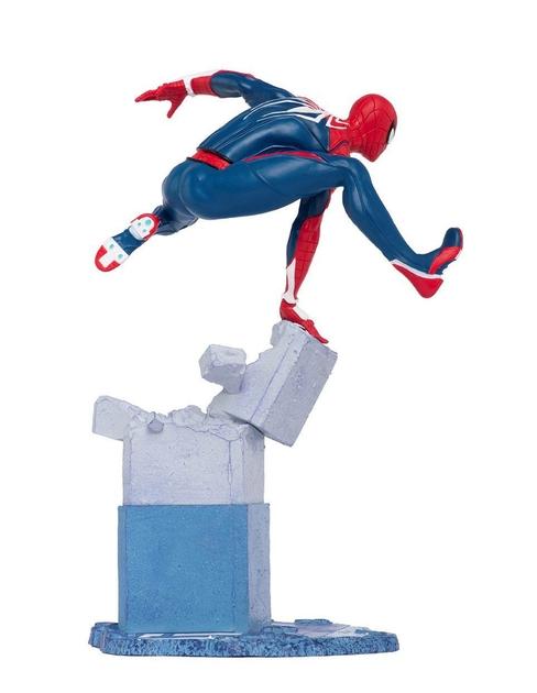 Statuette Marvel Gameverse Spider-Man 17cm 1001 Figurines (4)