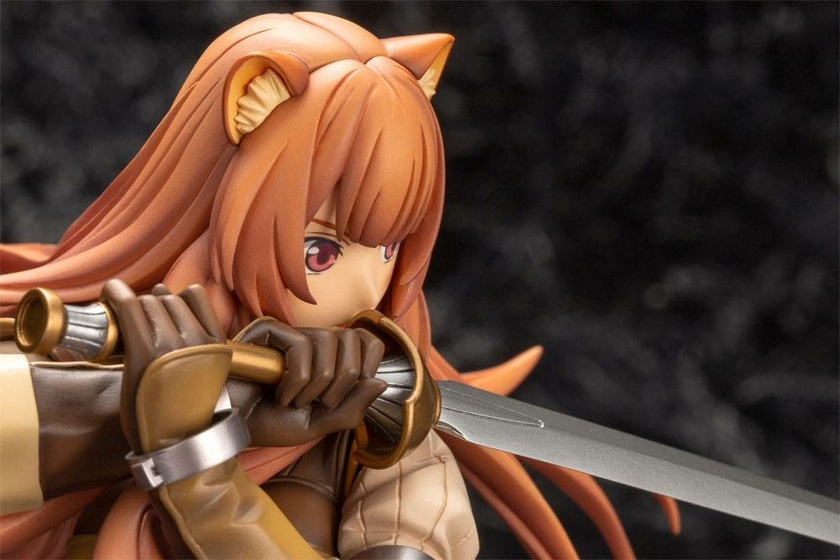 Statuette The Rising of the Shield Hero Raphtalia 24cm 1001 Figurines (7)