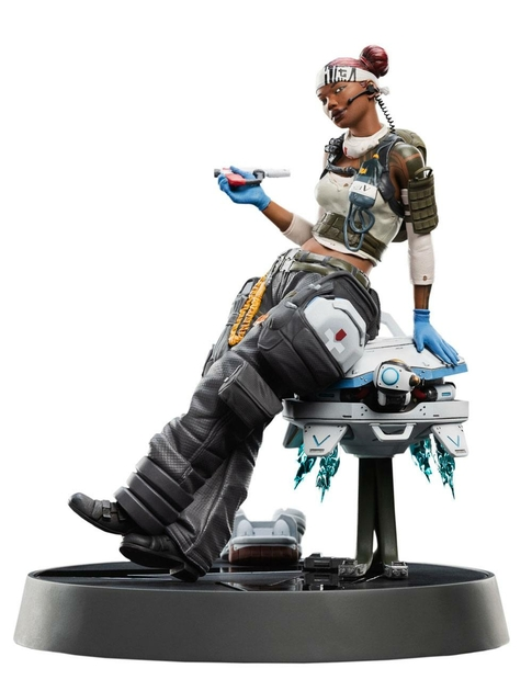 Statuette Apex Legends Figures of Fandom Lifeline 23cm 1001 Figurines (2)