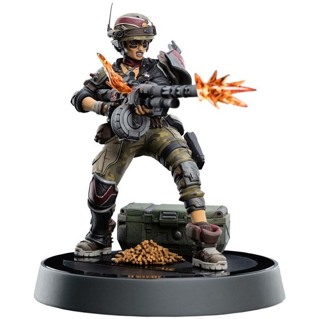 Statuette Borderlands 3 Figures of Fandom Moze 22cm 1001 Figurines (2)