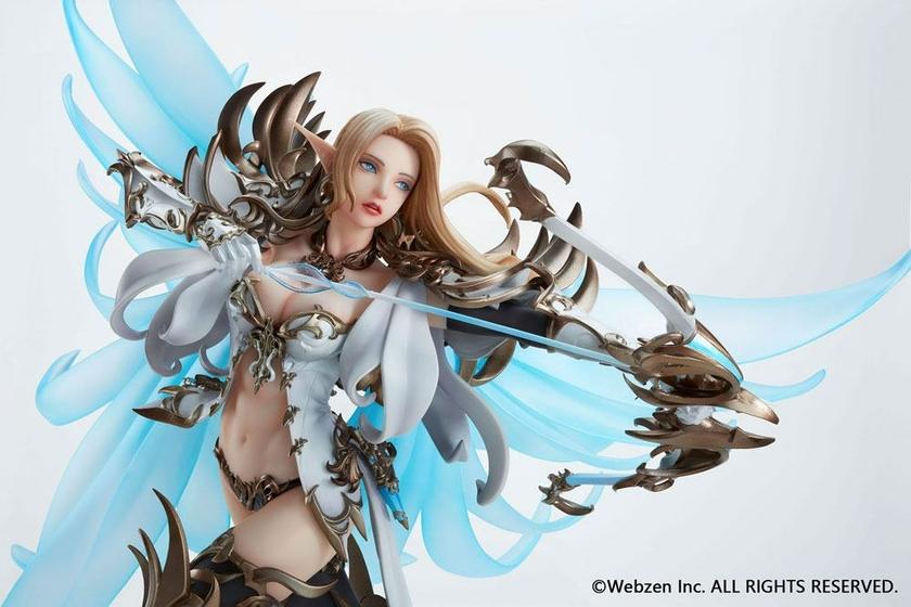 Statuette MU Online Elf 35cm 1001 Figurines (6)