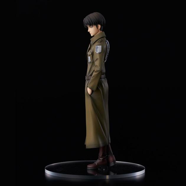 Statuette Attack on Titan Levi Coat Style 22cm 1001 fIGURINES (3)