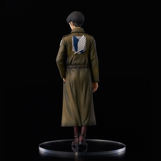Statuette Attack on Titan Levi Coat Style 22cm 1001 fIGURINES (4)