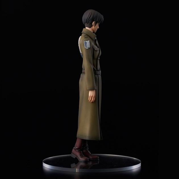 Statuette Attack on Titan Levi Coat Style 22cm 1001 fIGURINES (5)
