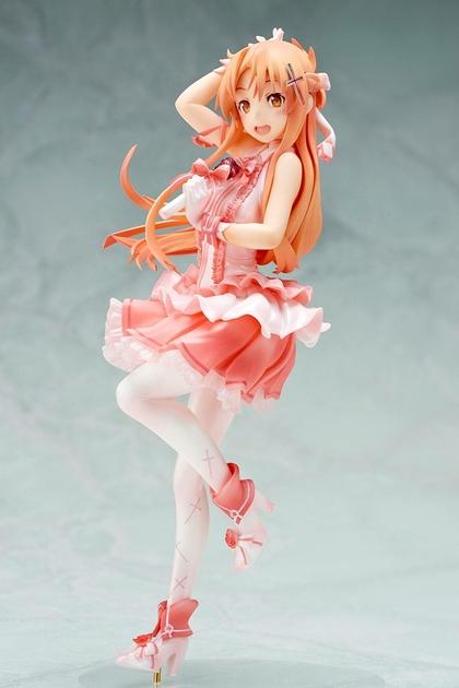 Statuette Sword Art Online II Asuna Aincrad Idol Ver. 20cm 1001 Figurines (1)