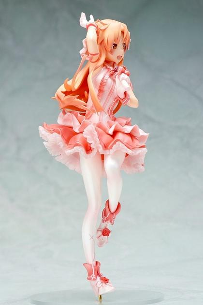Statuette Sword Art Online II Asuna Aincrad Idol Ver. 20cm 1001 Figurines (3)