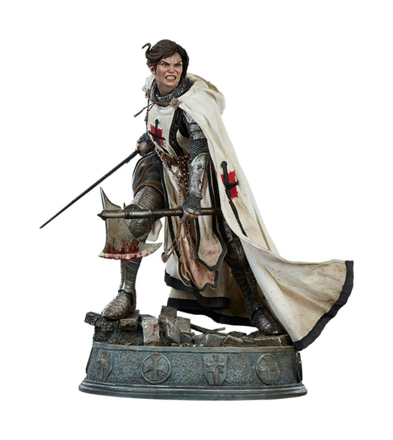 Statuette Court of the Dead Premium Format Shard Faith Bearers Fury 46cm 1001 Figurines (1)