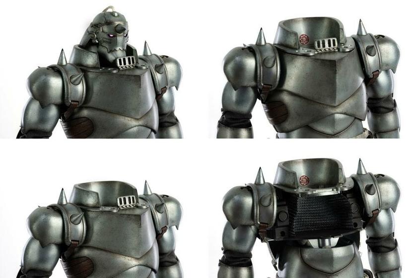 Figurine Fullmetal Alchemist Brotherhood Alphonse Elric 37cm 1001 Figurines (6)