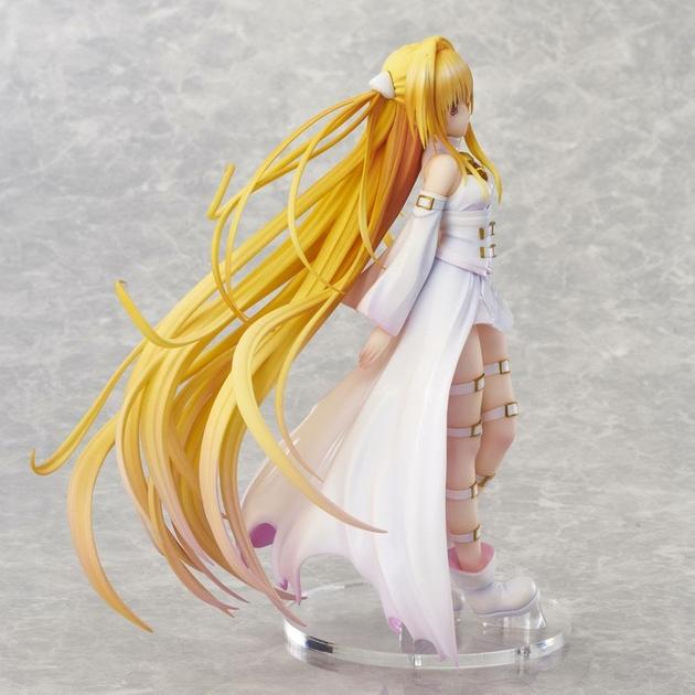 Statuette To Love-Ru Darkness Golden Darkness White Transformer Ver. 20cm 1001 figurines (5)