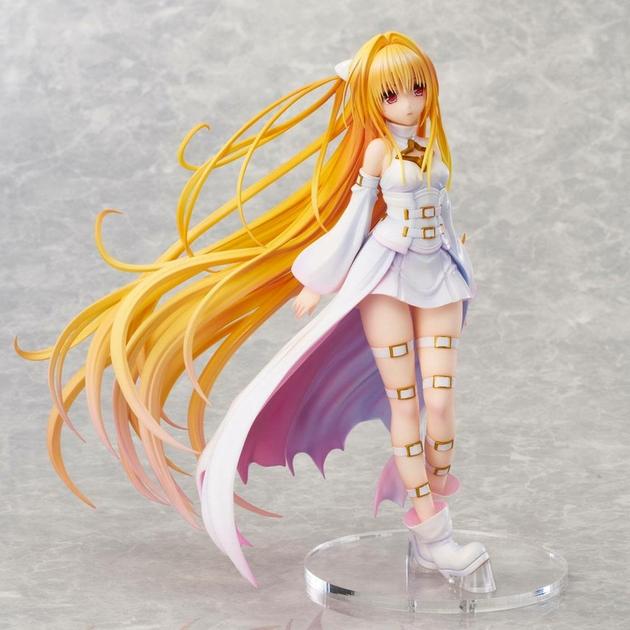 Statuette To Love-Ru Darkness Golden Darkness White Transformer Ver. 20cm 1001 figurines (6)