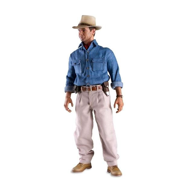 Figurine Jurassic Park Dr. Alan Grant 30cm 1001 Figurines (2)