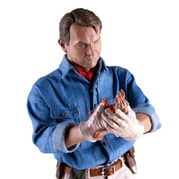 Figurine Jurassic Park Dr. Alan Grant 30cm 1001 Figurines (6)
