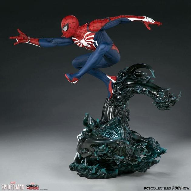 Statuette Marvels Spider-Man - Spider-Man Advanced Suit 61cm 1001 Figurines (3)