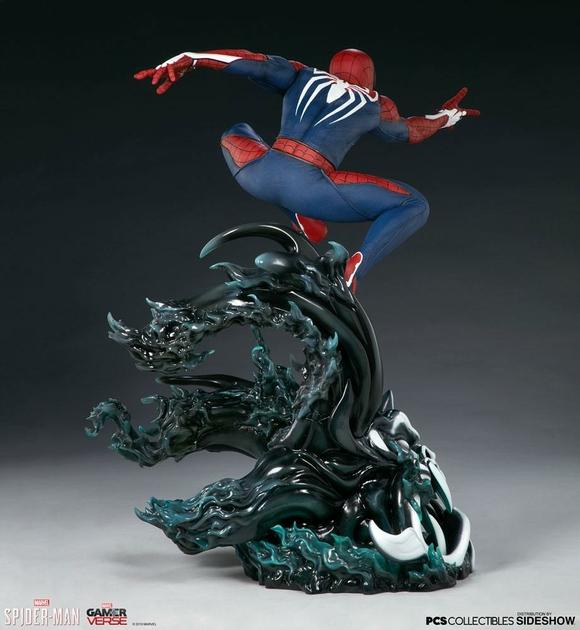 Statuette Marvels Spider-Man - Spider-Man Advanced Suit 61cm 1001 Figurines (4)