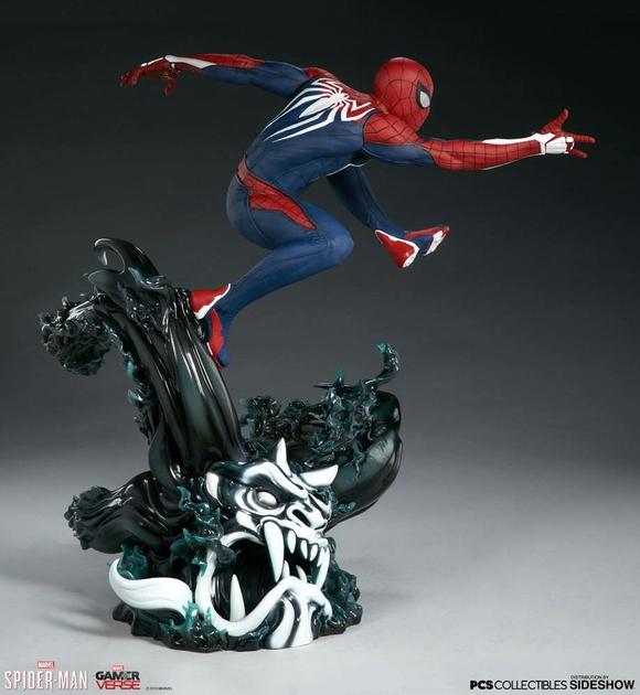 Statuette Marvels Spider-Man - Spider-Man Advanced Suit 61cm 1001 Figurines (5)