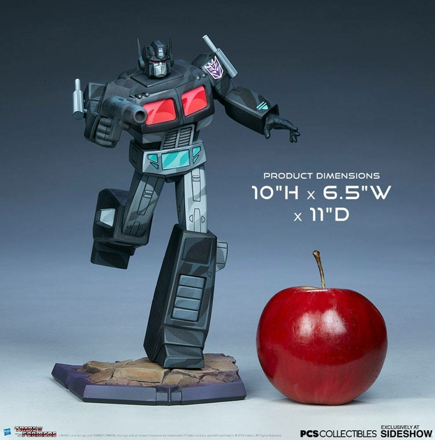 Statuette Transformers Classic Scale Nemesis Prime 25cm 1001 FIGURINES (1)