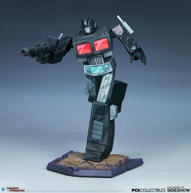 Statuette Transformers Classic Scale Nemesis Prime 25cm 1001 FIGURINES (2)