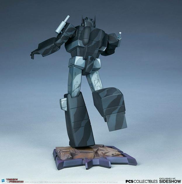 Statuette Transformers Classic Scale Nemesis Prime 25cm 1001 FIGURINES (10)