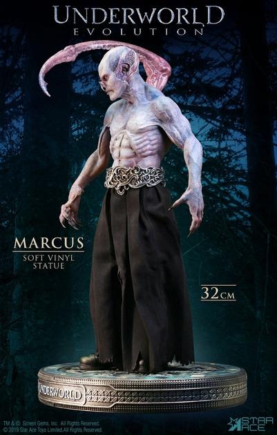 Statuette Underworld Evolution Soft Vinyl Marcus Deluxe Version 32cm 1001 Figurines (3)
