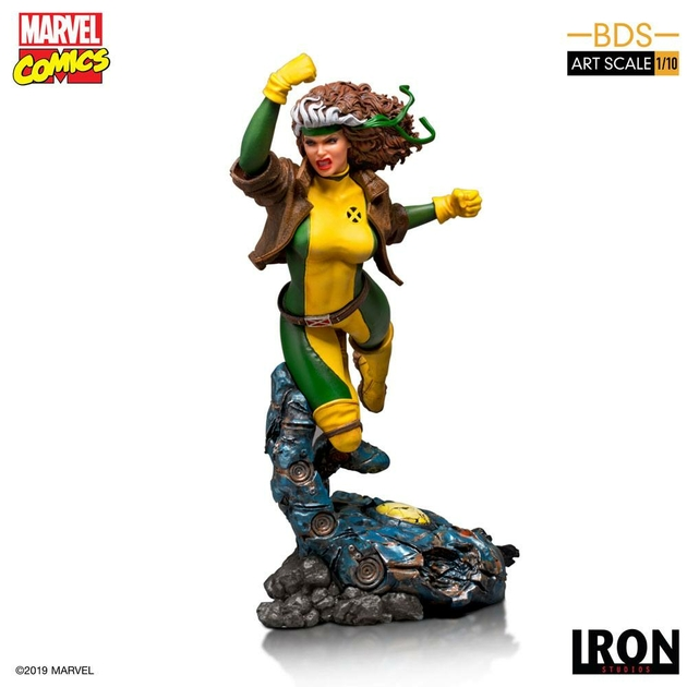 Statuette Marvel Comics BDS Art Scale Rogue 20cm 1001 Figurines (1)