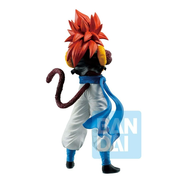 Statuette Dragon Ball Z Dokkan Battle Ichibansho SSJ 4 Gogeta 20cm 1001 Figurines (3)