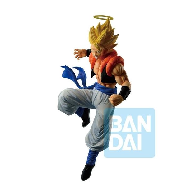 Statuette Dragon Ball Z Dokkan Battle Ichibansho Gogeta 20cm 1001 figurines (1)