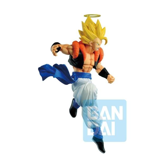 Statuette Dragon Ball Z Dokkan Battle Ichibansho Gogeta 20cm 1001 figurines (2)