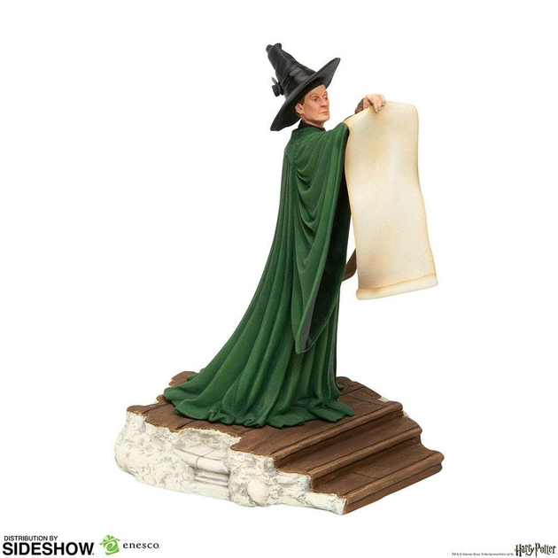 Statuette Harry Potter Professor McGonagall with Sorting Hat 25cm 1001 Figurines (2)