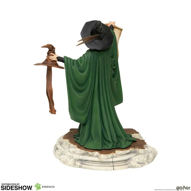 Statuette Harry Potter Professor McGonagall with Sorting Hat 25cm 1001 Figurines (3)