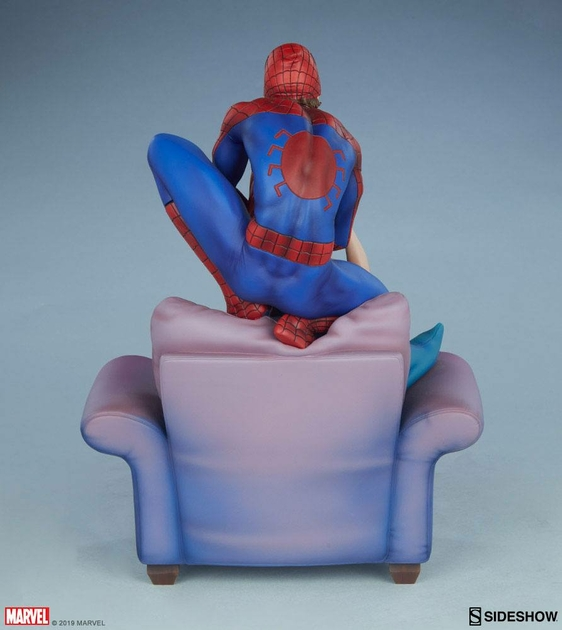 Statuette Marvel Spider-Man & Mary Jane by J. Scott Campbell 32cm 1001 Figurines (6)