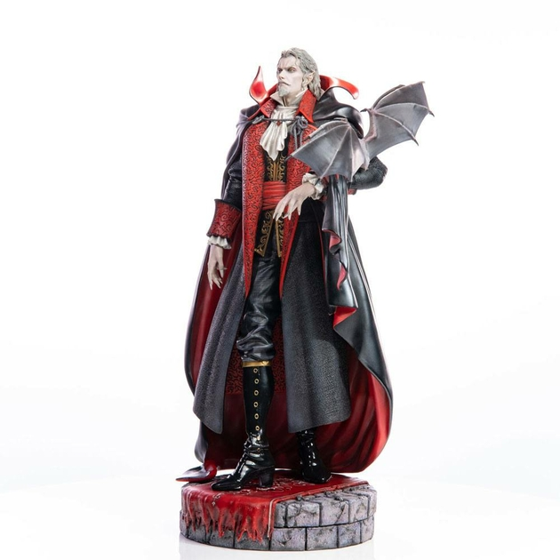 Statue Castlevania Symphony of the Night Dracula 51cm 1001 Figurines (2)