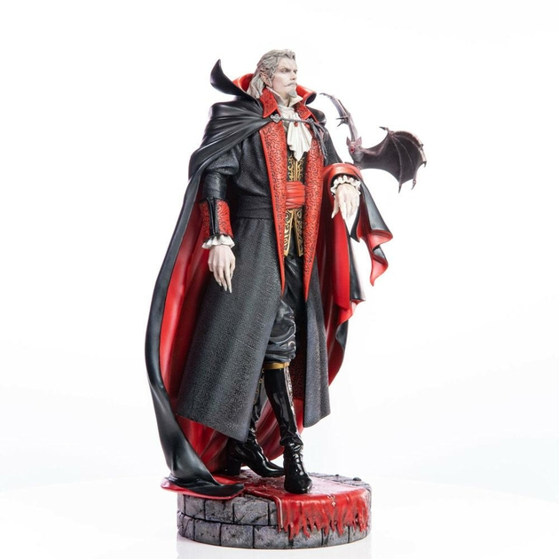 Statue Castlevania Symphony of the Night Dracula 51cm 1001 Figurines (8)