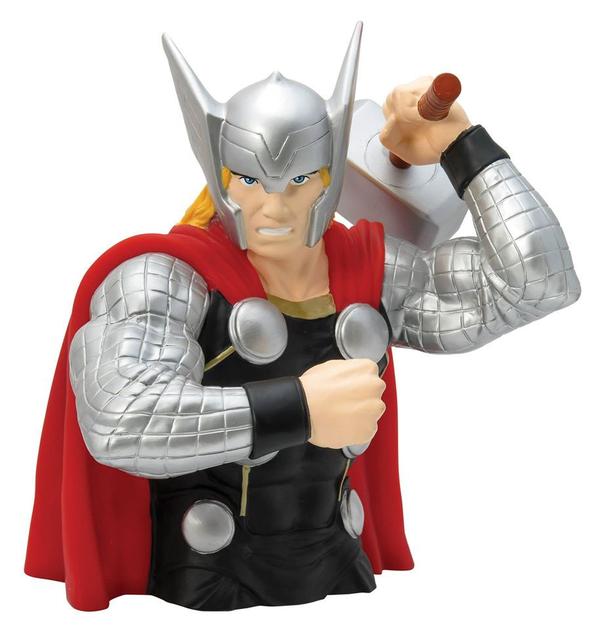 Buste Tirelire Marvel Comics Modern Thor 20 cm 1001 Figurines