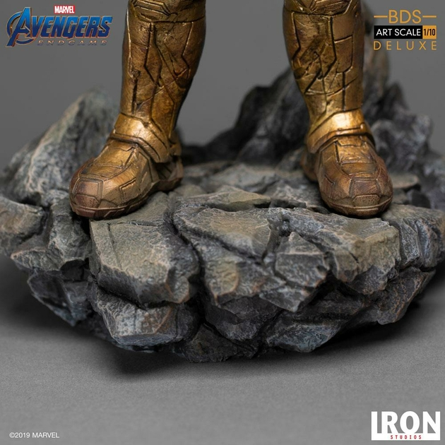 Statuette Avengers Endgame BDS Art Scale Thanos Black Order Deluxe 29cm 1001 Figurines (12)