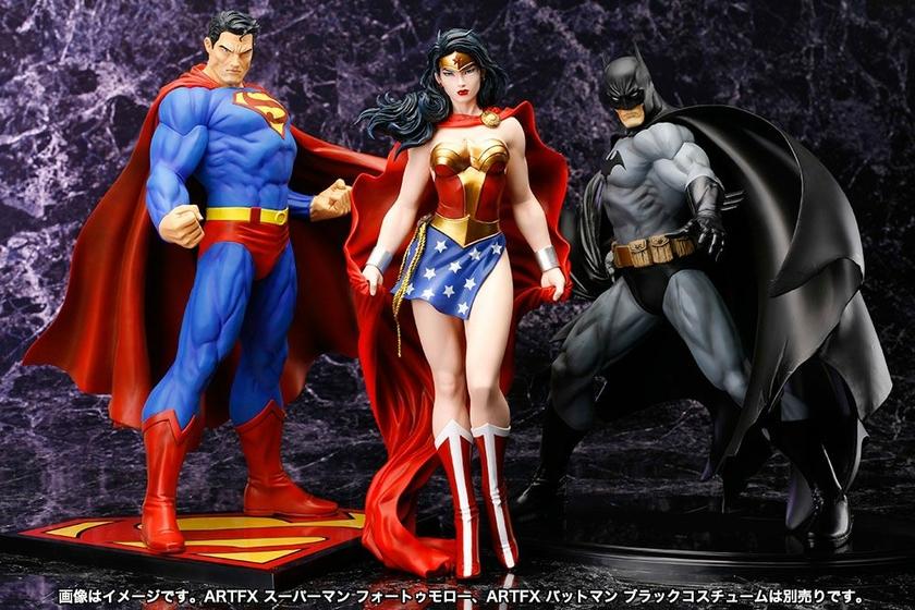 Statuette DC Comics ARTFX Wonder Woman 30cm 1001 Figurines (6)