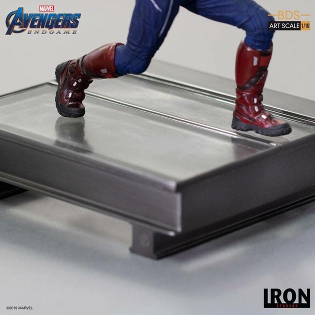 Statuette Avengers Endgame BDS Art Scale Captain America 21cm 1001 Figurines (6)