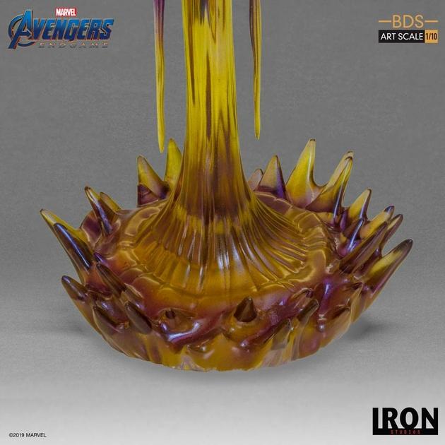 Statuette Avengers Endgame BDS Art Scale Captain Marvel 26cm 1001 Figurines (11)
