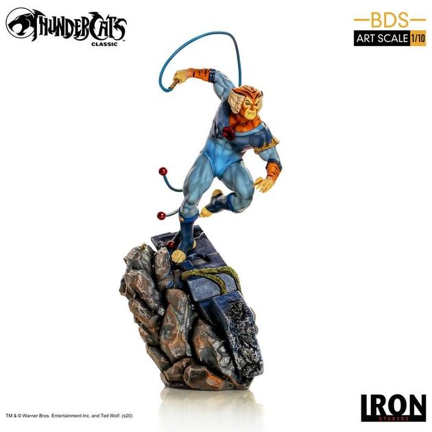 Statuette Cosmocats BDS Art Scale Tygra 30cm 1001 Figurines (1)