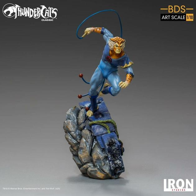 Statuette Cosmocats BDS Art Scale Tygra 30cm 1001 Figurines (2)