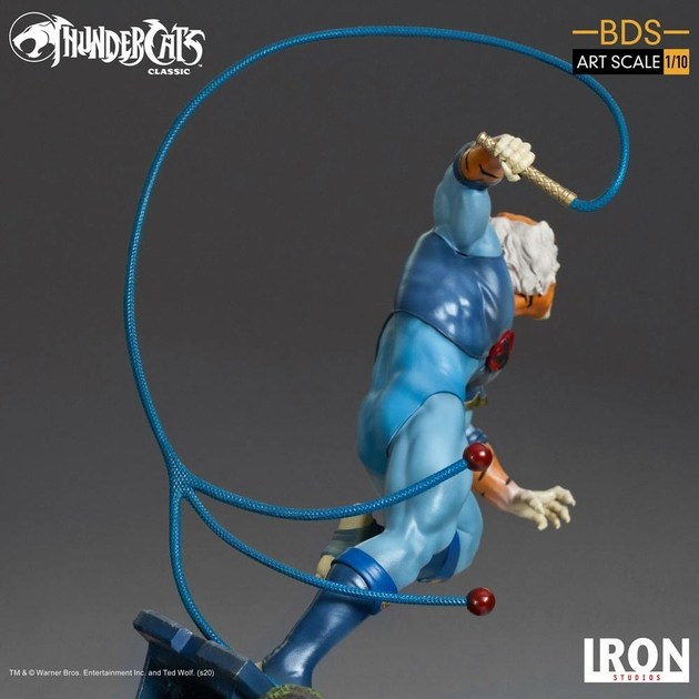 Statuette Cosmocats BDS Art Scale Tygra 30cm 1001 Figurines (9)