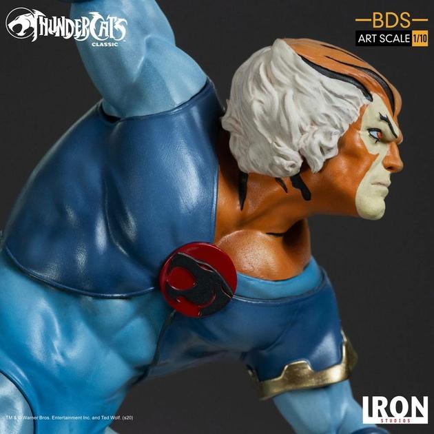 Statuette Cosmocats BDS Art Scale Tygra 30cm 1001 Figurines (11)