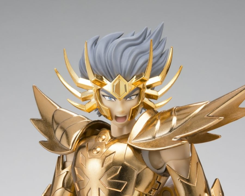 Figurine Saint Seiya Myth Cloth EX Deathmask du Cancer OCE 18cm 1001 figurines 7