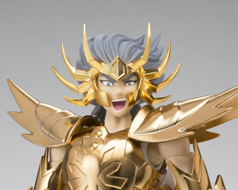Figurine Saint Seiya Myth Cloth EX Deathmask du Cancer OCE 18cm 1001 figurines 6