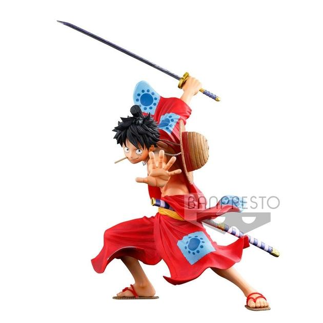 Statuette One Piece Master Stars Piece Monkey D. Luffy 19cm 1001 figurines