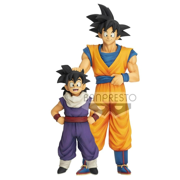 Statuette Dragon Ball Z Zokei Ekiden Return Trip Son Gohan Youth 15cm 1001 figurines (5)