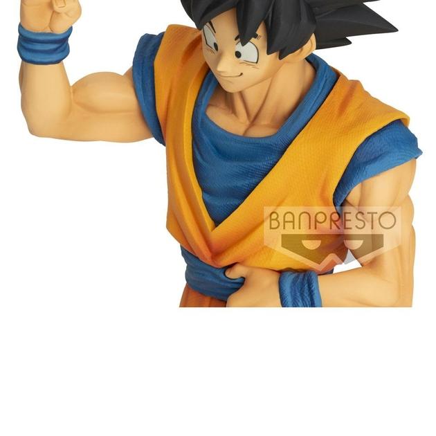 Statuette Dragon Ball Z Zokei Ekiden Outward Son Goku 21cm 1001 Figurines (2)