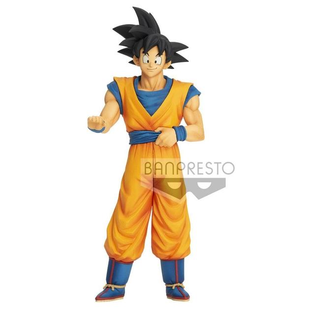 Statuette Dragon Ball Z Zokei Ekiden Outward Son Goku 21cm 1001 Figurines (3)