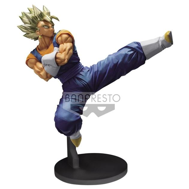 Statuette Dragon Ball Z Blood of Saiyans Super Saiyan Vegetto Special VIII 15cm 1001 figurines (1)