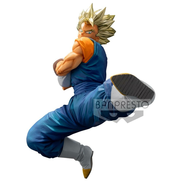 Statuette Dragon Ball Z Blood of Saiyans Super Saiyan Vegetto Special VIII 15cm 1001 figurines (2)
